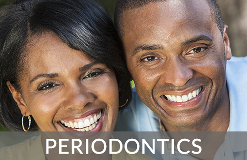 dental periodontics services